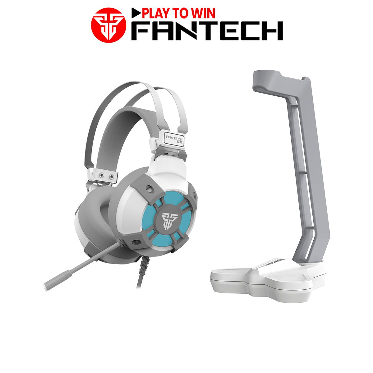 Combo FANTECH Surround Tai Nghe 7.1 HG11 + Giá Đỡ AC3001 – Hãng Phân Phối Chính Thức