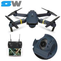 [SWTOYSVN] Flycam E58 Thế Hệ 2020, Camera WIFI FPV 4K HD, Tích Hợp Giữ Độ Cao, Chế Độ Không Đầu RC RTF Drone