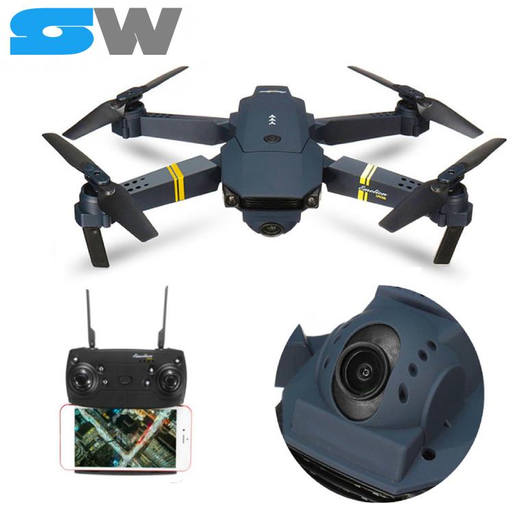 [SWTOYSVN] Flycam E58 Thế Hệ 2020, Camera WIFI FPV 4K HD, Tích Hợp Giữ Độ Cao, Chế Độ Không Đầu...