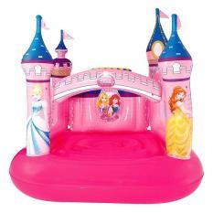 Nhà banh nhún lâu đài công chúa Bestway 91050 – Nhà hơi – Nhà nhún – Đồ chơi vận động cho bé