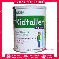 [CHÍNH HÃNG] Sữa Bột Kidtaller 900g | Trẻ Từ 1-6 Tuổi, Phát Triển Chiều Cao Vượt Trội | Babivina