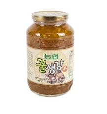 Trà gừng mật ong Nonghyup 1kg