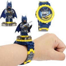 Đồng hồ biến hình siêu nhân cho bé xoay 360 độ – Đồng hồ cho bé gái hình nhân vật hoạt hình batman captain america – Đồng hồ cho bé gái cute hình công chúa elsa chuột mickey – Đồ chơi trẻ em – Thế giới đồ chơi dành cho bé 3 tuổi