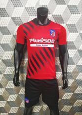 Áo bóng đá câu lạc bộ ATLENTICO – đỏ – mẫu mới 2019 vải thun xịn – mặc mát
