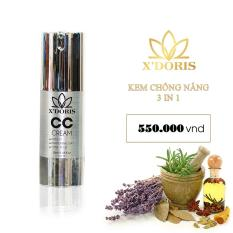X'Doris CC CREAM 3IN1 (35ml)
