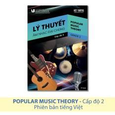 Sách Popular Music Theory Grade 2 (Tiếng Việt) – Việt Thương Music