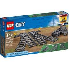 LEGO City 60238 Bộ đường ray chuyển hướng