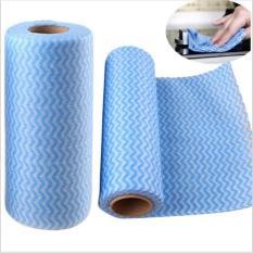 Comboo 5 cuộn khăn lau đa năng loại đẹp,giấy lau, đồ dùng phòng bếp, vệ sinh nhà cửa, cuộn giấy lau