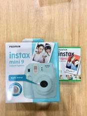 Máy ảnh Fujifilm instax mini 9 tặng 1 pack Film/10 kiểu