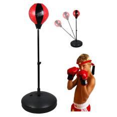 Bóng tập phản xạ, tập cơ tay tại nhà, dụng cụ tập đấm bốc, bộ đồ chơi tập boxing cho bé/đồ chơi thể thao trẻ em đấm bốc giúp rèn luyện sức khỏe