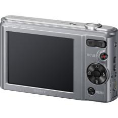 Máy chụp ảnh Sony Cyber-shot DSC-W810, 20.1MP (màu bạc)(Bạc)