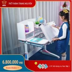 [ PHỤ KIỆN ] Bàn học chống gù mã DRZ-10001 dài 100cm dành cho trẻ em – Bàn học thông minh cho học sinh tiểu học, trung học hàng cao cấp – Bảo hành 1 đổi 1
