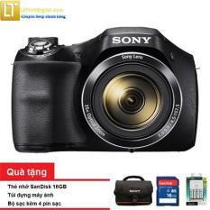 Máy ảnh KTS Sony Cybershot DSC-H300 20.1MP – Zoom quang học 35x- Hãng phân phối