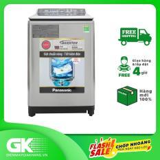 TRẢ GÓP 0% – Máy Giặt Panasonic 16Kg NA-FS16V7SRV, Công nghệ giặt Giặt nước nóng StainMaster+, Dual Power Cascade cho Luồng nước mạnh mẽ hơn – Bảo hành 24 tháng- Bảo hành 2 năm