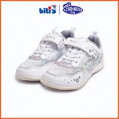 Giày Thể Thao Si Bé Gái DSG003701TRG (Trắng)