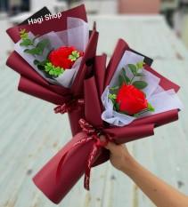 Hoa sáp 1 bông, to và xinh phù hợp tặng Thầy Cô dịp Nhà Giáo Việt Nam