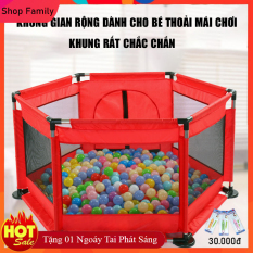 Lều bóng cho bé, thiết kế siêu an toàn chắc chắn giành cho bé vui chơi mỗi ngày, khung inox rất chắc chắn