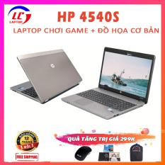Laptop Chơi Game, Đồ Họa HP Probook 4540s, i5-3210M, VGA Intel HD 4000, Laptop HP, Laptop Cũ Giá Rẻ