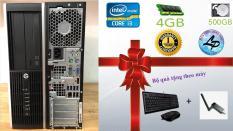 Máy bộ vi tính Hewlett-Packard HP Compaq Pro 6300 – 8300 SFF ( I3 – 2120 / Ram 4Gb / Hdd 500Gb ) Tặng kèm Usb Wifi + phím chuột New