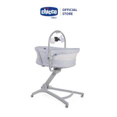 Ghế nôi di động Chicco Baby Hug 4 in 1 silver