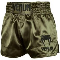 Quần Muay Thai Venum Classic – Green