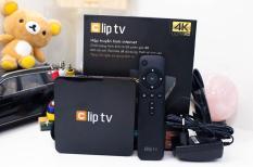 Tivi box CLIP TV BOX F1W Chất lượng không đổi, giá bình dân TẶNG 6 tháng TK VIP androi tv box android box tivi box tv android tv box android box android tivi box android tv