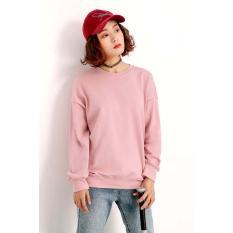 Áo Sweater trơn chất nỉ cực xinh-1010