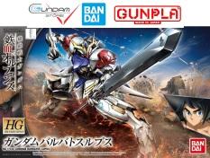 Gundam Bandai Hg Barbatos Lupus 1/144 Hgibo Iron Blooded Orphans Mô Hình Nhựa Đồ Chơi Lắp Ráp Anime Nhật