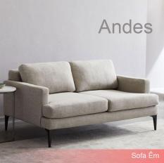 Ghế Sofa Băng Andes Chân Sắt