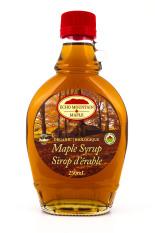 Siro Lá Phong Hữu Cơ Hiệu ECHO MOUNTAIN Maple Syrup Organic (Canada Grade A) 250ML