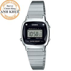 Đồng hồ nữ Casio Anh Khuê LA670WAD-1DF