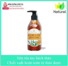 Sữa rửa tay Bách thảo, làm sạch da tay, giúp da mềm mại, mịn màng từ thảo dược