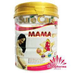 Sữa bầu Sure Care Mama Gold 900g – Khuyên dùng cho phụ nữ mang thai và cho con bú Surecare