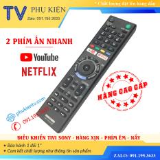 [Hàng Xịn] Điều Khiển Tivi Sony RMT-TX300P – Có Phím Tắt Youtube Và Netflix – Cam Kết Như Quảng Cáo