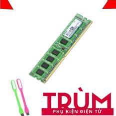 Ram Dành Cho Máy Tính DDR PC KingMax 8GB, DDR 3, Bus 1600Mhz Tản Nhiệt Tốt