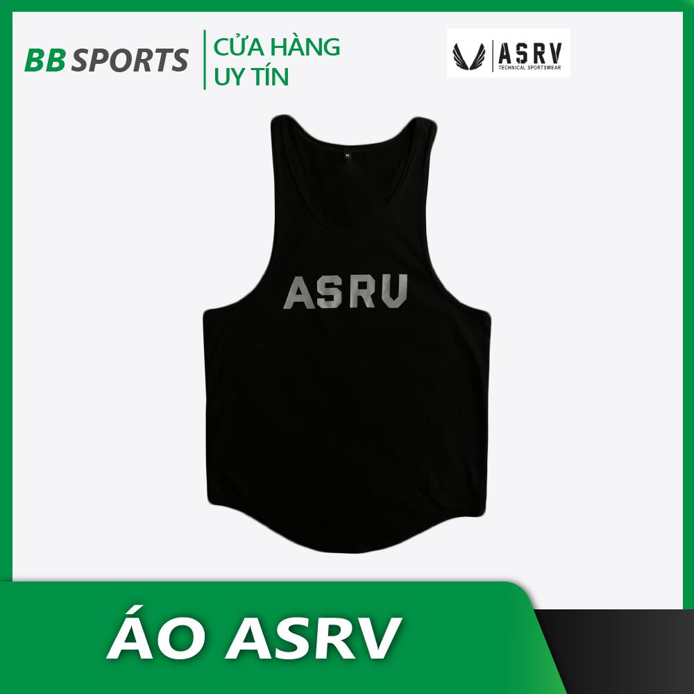 Áo ba lỗ ASRV cao cấp – Áo Tanktop tập gym – BB SPORTS