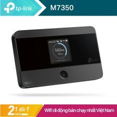TP-Link Bộ phát wifi di động 4G LTE – Thiết bị phát wifi Cho kết nối Wifi mọi nơi M7350 – Hãng phân phối chính thức