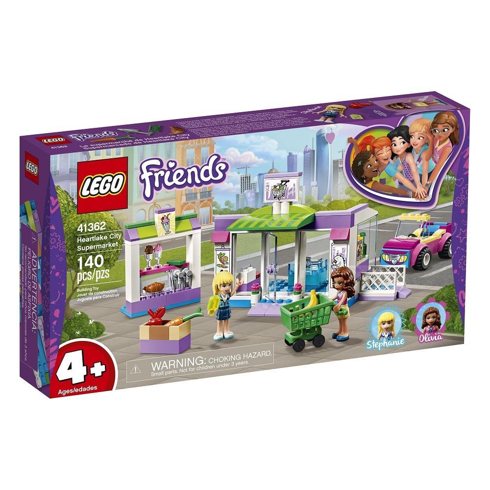 LEGO FRIENDS 41362 Siêu Thị Thành Phố Heartlake ( 140 Chi tiết)
