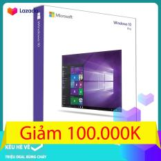 Win 10 Pro – Digital License – Vĩnh viễn