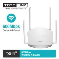 Bộ phát Wifi Totolink N600R 600Mbps (Trắng) – Hãng Phân Phối Chính Thức