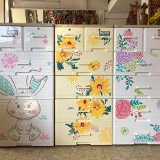 Tủ Nhựa Duy Tân KATA 5 tầng 6 ngăn – Mẫu mã đa dạng