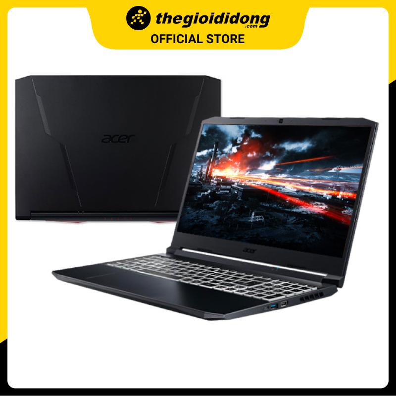 Laptop Acer Nitro 5 AN515 45 R3SM R5 5600H/8GB/512GB/4GB GTX1650/15.6″F/144Hz/Balo/Win10/(NH.QBMSV.005)/Đen