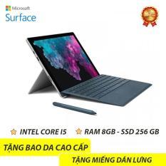 (Bảo Hành 12 tháng) Laptop Surface Pro 6 (2018) Intel Core i5 Ram 8Gb SSD 256GB Fullbox