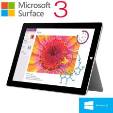 Máy Tính Bảng Surface 3 CPU Z8700, 4gb Ram, 128gb SSD, 11 icnh full HDD, sim 4G, win 10 bản quyền