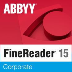Phần mềm ABBYY FineReader Corporate 15