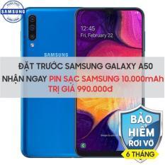 Samsung Galaxy A50 4GB/64GB – Hãng phân phối chính thức