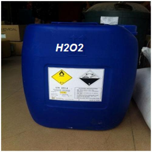 H202 50% – Oxy già – 1 kg.