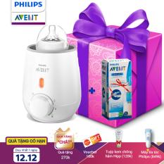 Máy hâm sữa bằng điện Philips Avent SCF355/00