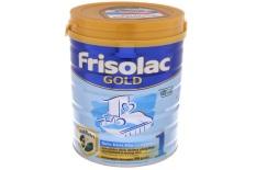 Sữa bột Frisolac Gold 1 lon 900g (0 – 6 tháng) – HSD Luôn Mới