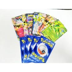 Thẻ bài Pokemon bo 36 gói mỗi gói 8 thẻ